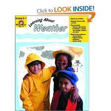 Learning About Weather Gr K-1 Evan Moor (BCK)