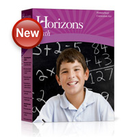 Horizons Math Grade 8 Algebra 1  Box Set