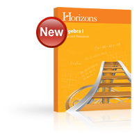Horizons Math Grade 8 Algebra 1 Tests & Resource Book