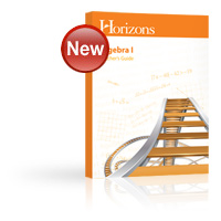 Horizons Math Grade 8 Algebra 1 Teacher's Guide