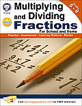 Multiplying & Dividing Fractions (BC6)