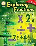 Exploring Fractions Gr. 6-12