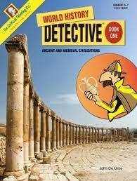 World History Detective Book 1, Ancient & Medieval Civilizations (BC7)