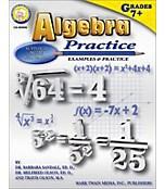 Algebra Practice Resource Book