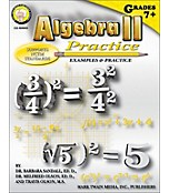 Algebra II Practice Resource Book