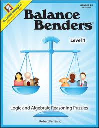 Balance Benders Level 1 (Logic & Algebra)
