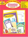 Phonics Centers Level C, Gr. 1-2 (Take It to Your Seat)