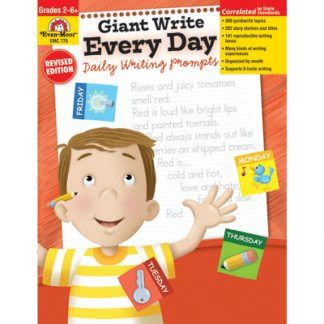 Giant Write Every Day Gr.1-6 Evan Moor (story starters, writing prompts)