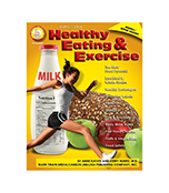 Healthy Eating & Exercise  (Health, Fitness)