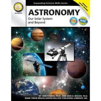 Astronomy  Grades 6-12
