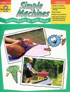 Simple Machines Gr.1-3  Evan Moor
