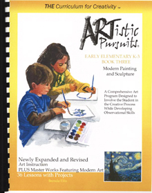 Artistic Pursuits Grade K-3 Book 3  (Fine Arts, BC1, BC2, BC3)