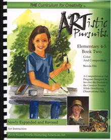 Artistic Pursuits Grade 4-5 Book 2  (Fine Arts, BC4, BC5)