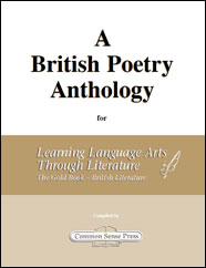 British Poetry Anthology (used with LLATL Gold Book)