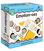 Emotion-oes Board Game  (Emotions, BCK, BC1)