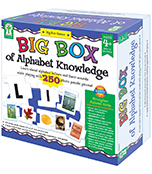 Big Box of Alphabet Knowledge (BCK)