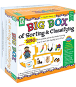Big Box of Sorting & Classifying (BCK)