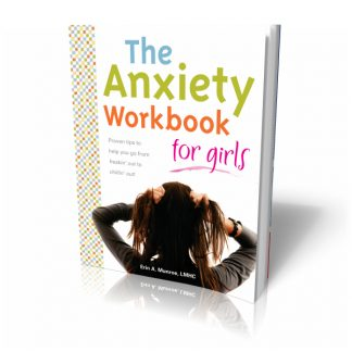 Anxiety Workbook for Girls (health)