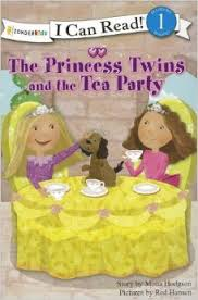 Level 1 Reading: The Princess Twins and the Tea Party