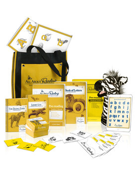 All About Reading Pre-Reading Deluxe Kit (BCK)