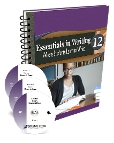 Essentials In Writing Level 12 Combo (DVD & Workbook) FINAL SALE