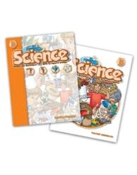 A Reason for Science Level D Teacher and Student Set (faith-based, hands-on)