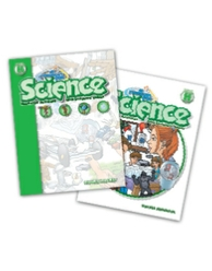 A Reason For Science Level H Teacher and Student Set (faith-based, hands-on)