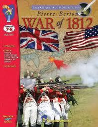 War of 1812, S&S Gr 7-8