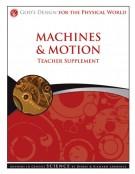 Machines & Motion Grades 3-8, TEACHER God's Design Series  SALE
