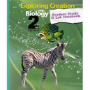 Exploring Creation with Biology Student Notebook (Apologia, Faith based) HCOS9
