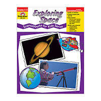 Exploring Space Gr 1-3 Evan Moor