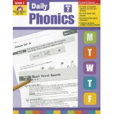 Daily Phonics 2 Evan-Moor
