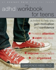 ADHD Workbook for Teens (health)