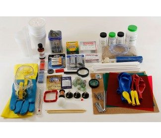 Exploring Creation with Chemistry and Physics Lab Science Kits (Apologia) STEM