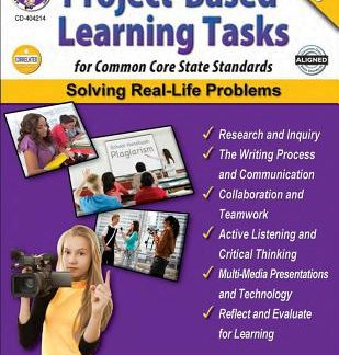 Project Based Learning Tasks Workbook (BC6, BC7, BC8)