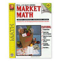 Market Math Gr 3-6 (Math using real life shopping situations)