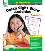 Big Book of Dolch Sight Words Activities
