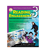 Reading Engagement Grade 3 Reg $19.95 - SALE $10.00