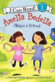Level 1 Reaading: Amelia Bedelia Makes a Friend