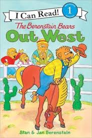 Level 1 Reading: Berenstain Bears Out West