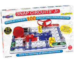 Snap Circuits Jr. 100 Experiments ( STEM, electricity, BC1, BC4,BC7)