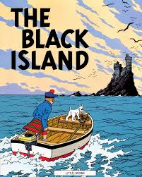 Adventures of Tintin - Black Island
