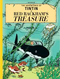 Adventures of Tintin - Red Rackham's Treasure