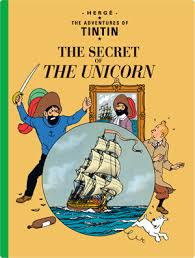 Adventures of Tintin - The Secret of the Unicorn