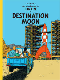 Adventures of Tintin - Destination Moon
