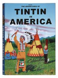 Adventures of Tintin - Tintin in America