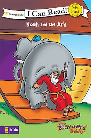 Level Pre-1 Reading: Noah and the Ark: Genesis 6-9