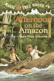 Afternoon on the Amazon ( Magic Tree House #06 )