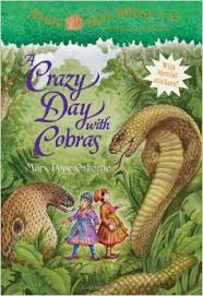 A Crazy Day with Cobras ( Magic Tree House #45 )