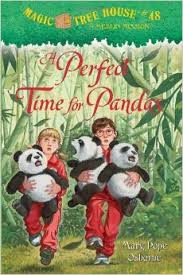 A Perfect Time for Pandas ( Magic Tree House #48 )